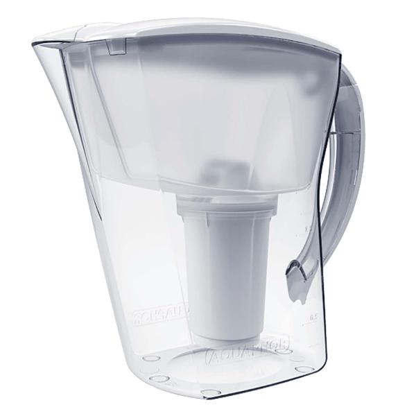 Фильтр для очистки воды Аквафор Аквамарин (P81А5F)White фото