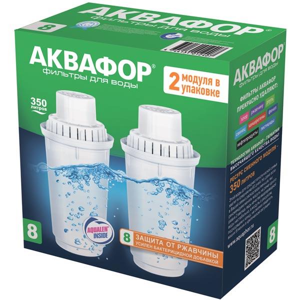 Картридж к фильтру для очистки воды Аквафор В8 (В100-8)