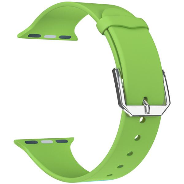 Ремешок LYAMBDA ALCOR Apple Watch 42/44mm ALCOR DS-APS08C-44-GN