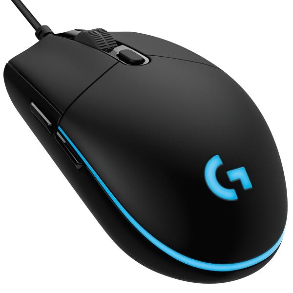 Купить Игровая мышь Logitech G PRO Hero (910-005440) в каталоге интернет магазина М.Видео по выгодной цене с доставкой, отзывы, фотографии - Самара