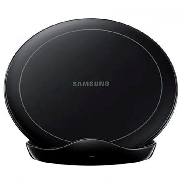 Купить Беспроводное зарядное устройство Samsung EP-N5105 Black в каталоге интернет магазина М.Видео по выгодной цене с доставкой, отзывы, фотографии - Санкт-Петербург