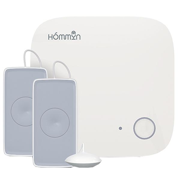 Комплект умного дома Hommyn Антипротечка Lite KS-31-WZ