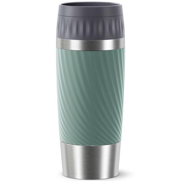 Купить Термокружка Emsa Travel Mug Easy Twist Green (N2011700) в каталоге интернет магазина М.Видео по выгодной цене с доставкой, отзывы, фотографии - Иваново