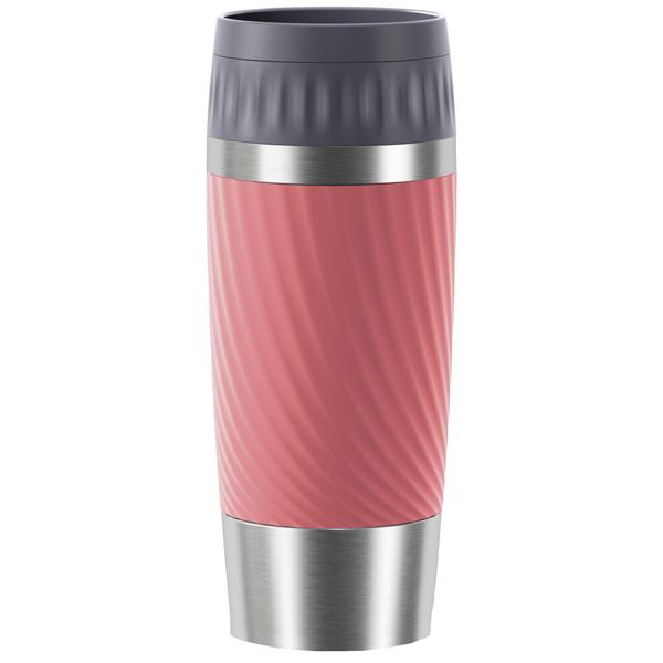 Купить Термокружка Emsa Travel Mug Easy Twist Pink (N2011600) в каталоге интернет магазина М.Видео по выгодной цене с доставкой, отзывы, фотографии - Иваново
