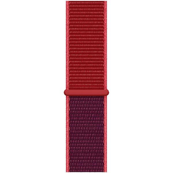 Ремешок Apple 40mm (PRODUCT)RED Sport Loop (MXHV2ZM/A)