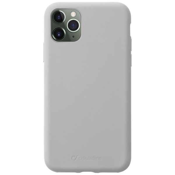 Чехол Cellular Line Sensation iPhone 11 Pro серый (SENSATIONIPHXID) серого цвета