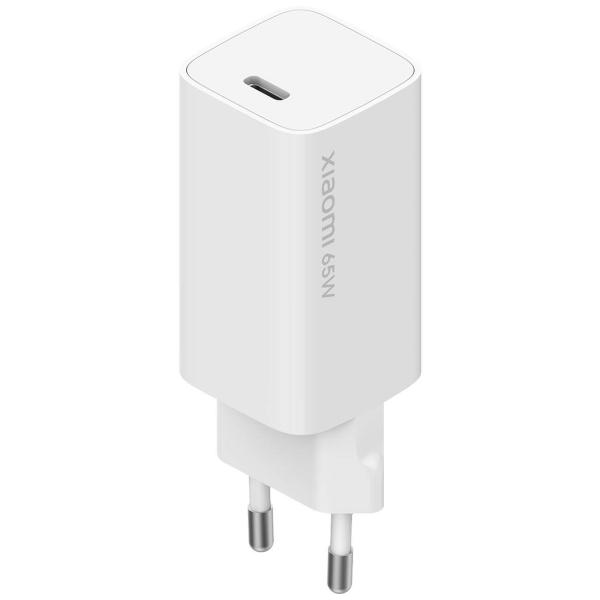 Купить Сетевое зарядное устройство с кабелем Xiaomi 65W Fast Charger with GaN Tech (BHR4499GL) в каталоге интернет магазина М.Видео по выгодной цене с доставкой, отзывы, фотографии - Тверь